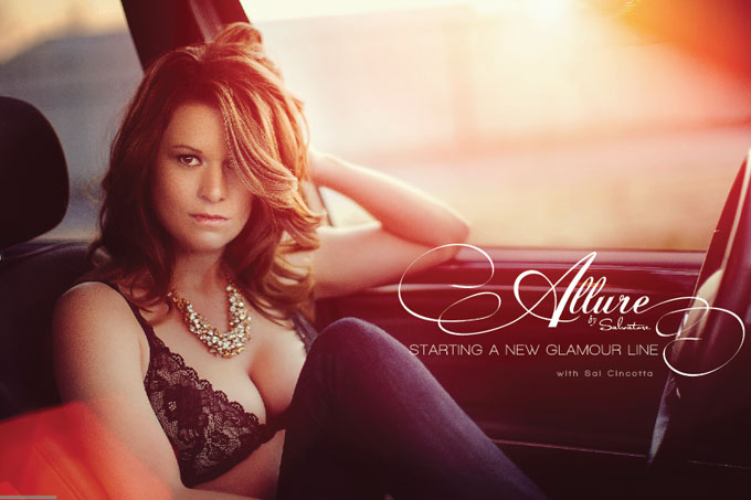 Glamour Photography Allure