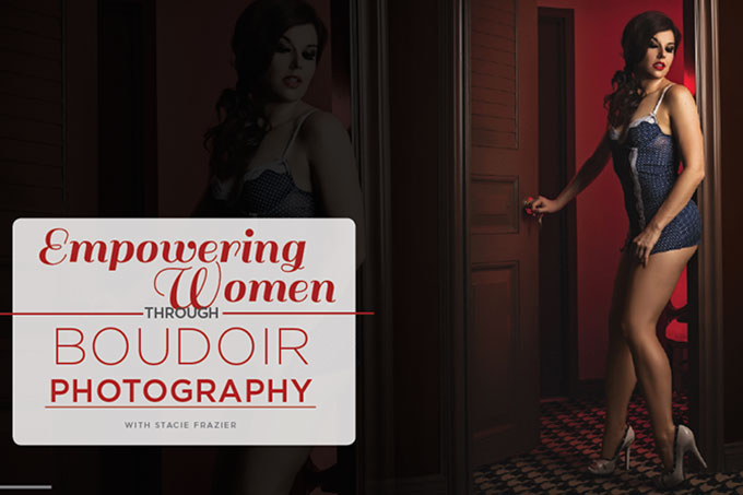 empowering through boudoir