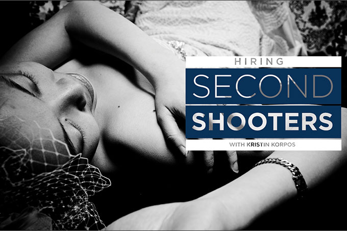 Hiring Second Shooters