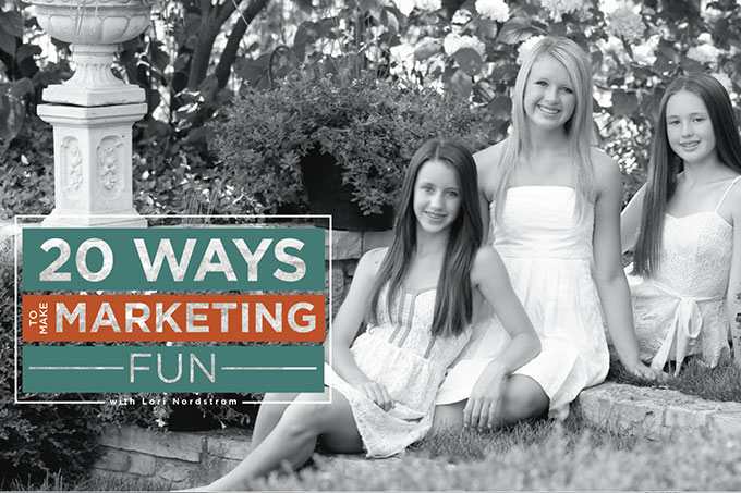 20 Ways to Make Marketing Fun