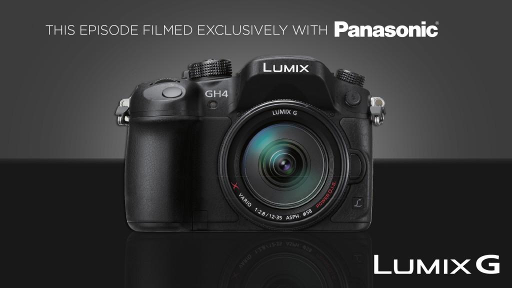 Panasonic Sponsor Screen