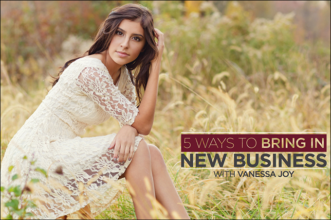 5 Ways to Bring in New Business