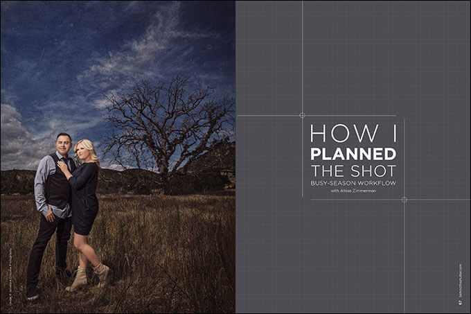 How I Planned the Shot: Busy-Season Workflow with Alissa Zimmerman