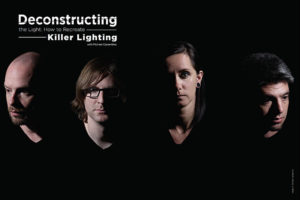 Deconstructing the Light: How to Recreate Killer Lighting with Michael Corsentino