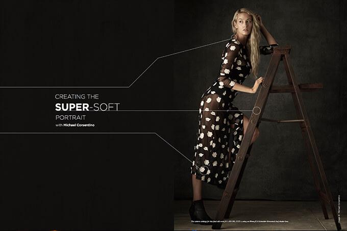 Creating the Super Soft Portrait with Michael Corsentino