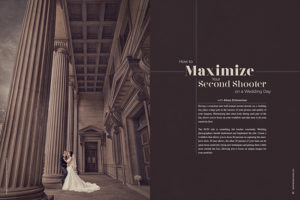 How to Maximize Your Second Shooter on a Wedding Day with Alissa Zimmerman