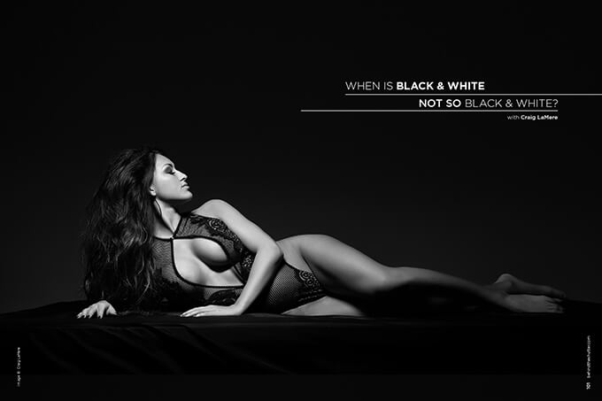 When is Black and White Not So Black and White? with Craig LaMere