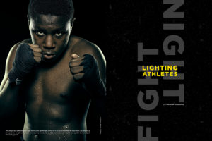Fight Night: Lighting Athletes with Michael Corsentino