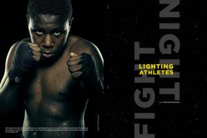 Fight Night: Lighting Athletes with Michael Corsentino