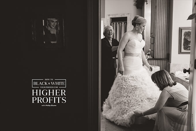 How to Black and White Your Photos for Higher Profits with Phillip Blume