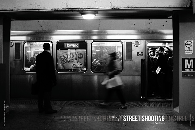 The Art of Street Shooting with Ryan Brown