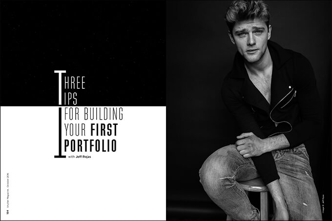 3 Tips for Building Your First Portfolio with Jeff Rojas
