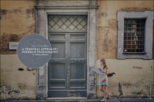 Take a Step Back: A Personal Approach to Portrait Photography with Melanie Anderson