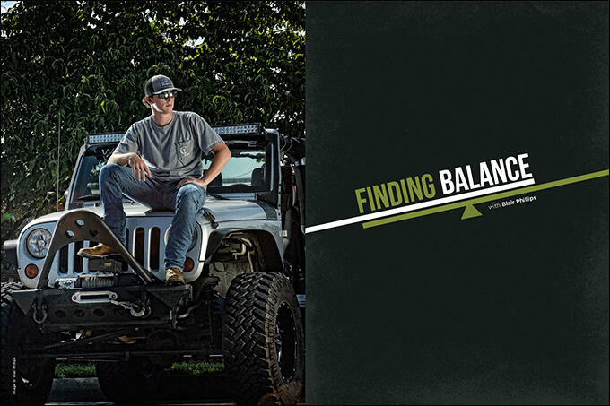 Finding Balance with Blair Phillips