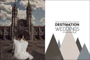 How to Book and Handle Destination Weddings with Michael Anthony