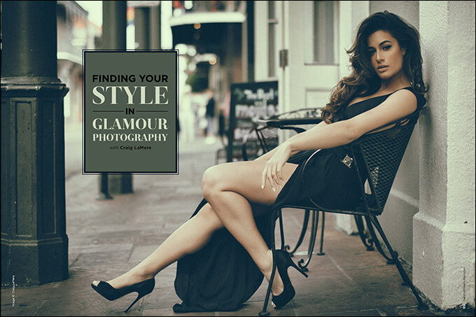 Finding Your Style in Glamour Photography