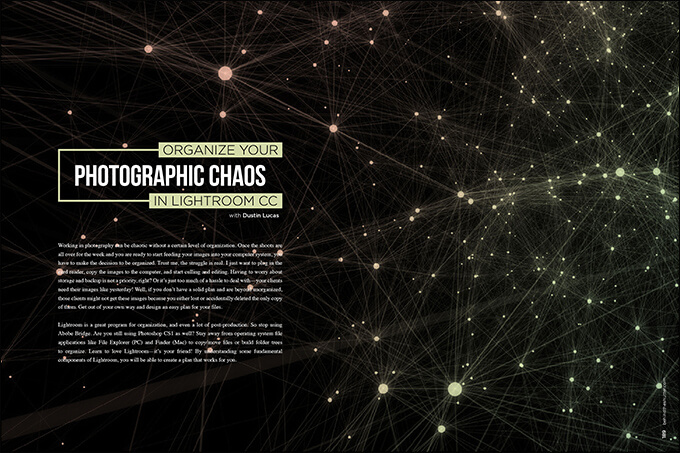 Organize Your Photographic Chaos in Lightroom CC