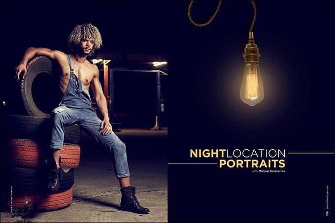 Night Location Portraits