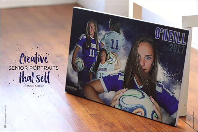 Creative Senior Portraits That Sell