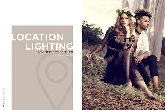 Location Lighting: From Simple to Complex