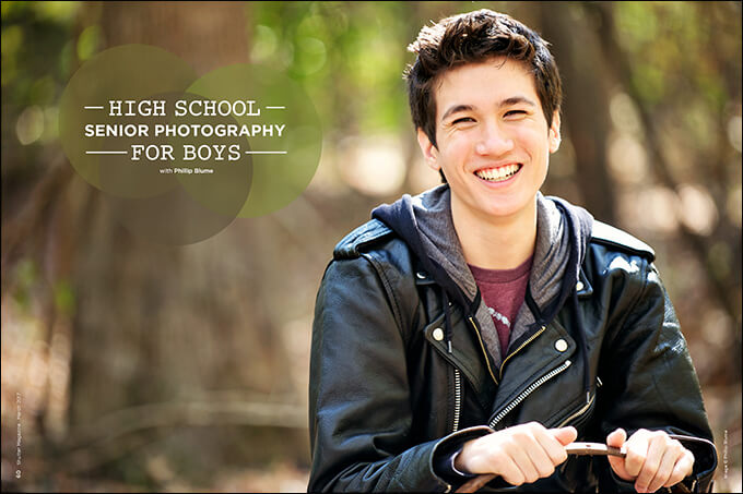 High School Senior Photography For Boys