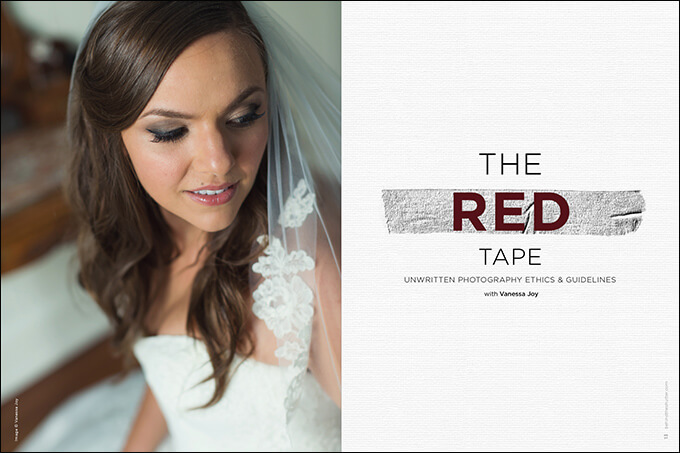 The Red Tape: Unwritten Photography Ethics & Guidelines
