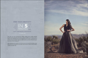 Free Your Creativity in Five Minutes with Lightroom & Photoshop