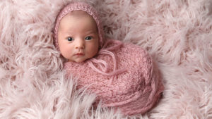 Transitional Newborn Posing
