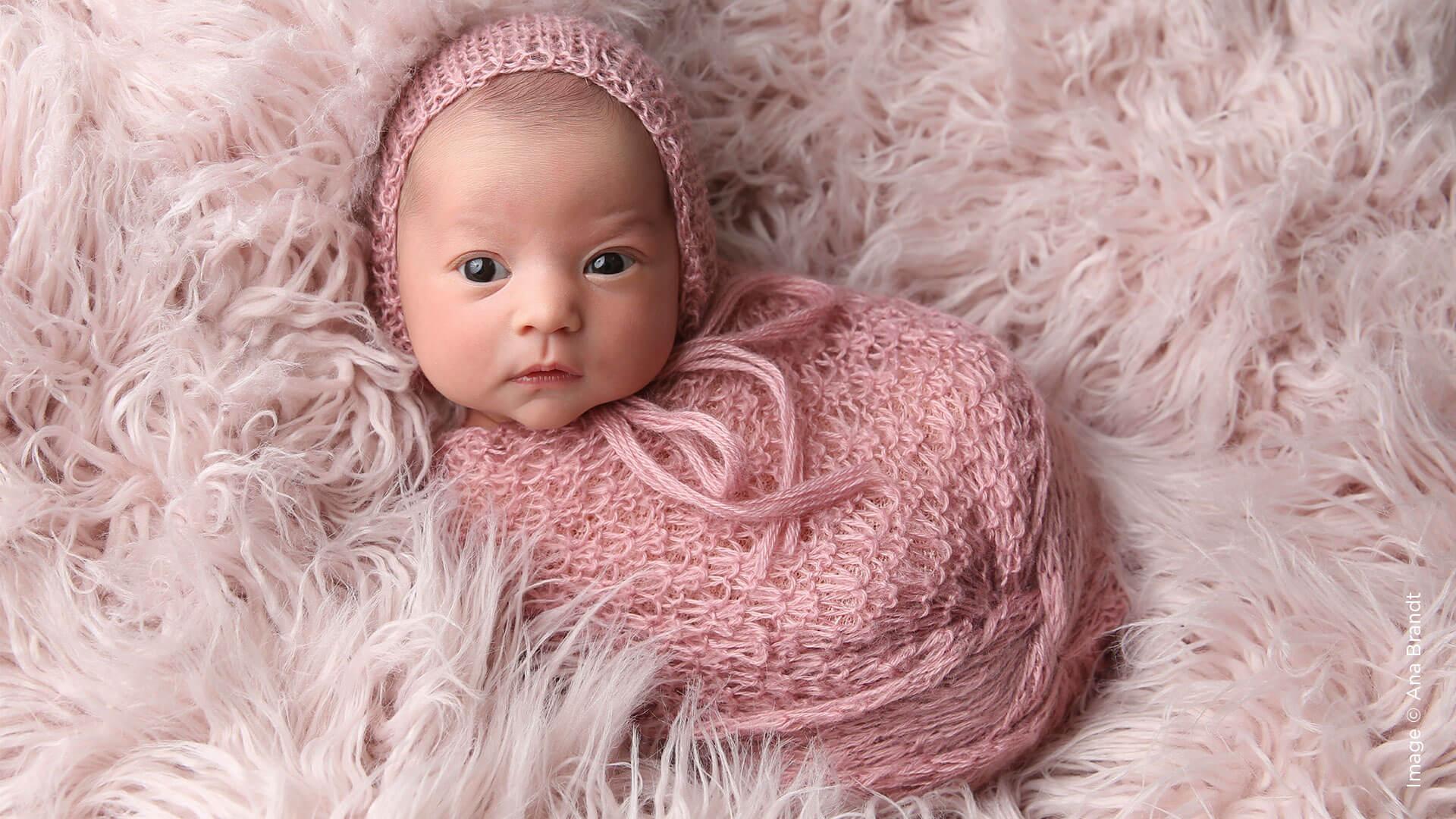 Transitional Newborn Posing