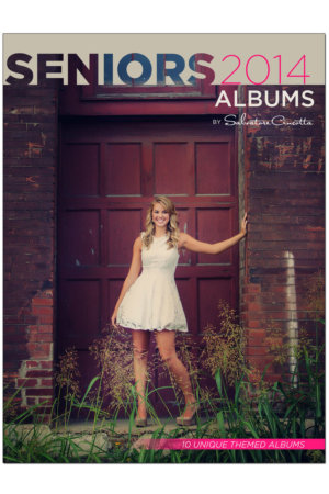 Senior Album Templates