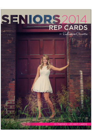 Senior Rep Cards
