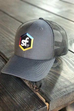 ShutterFest 17 Hat // Hex Logo