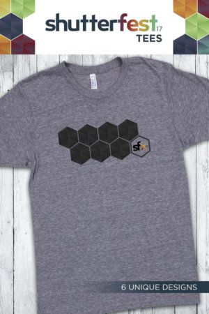 ShutterFest 17 Tees // Extreme