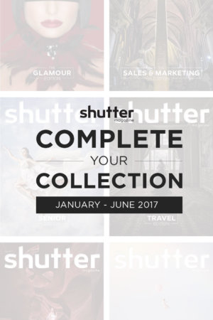 Shutter Magazine // January 2017 – June 2017