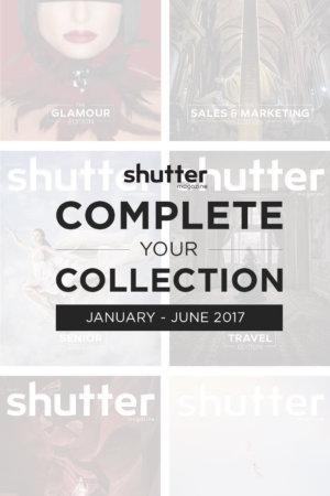 Shutter Magazine // January 2017 – June 2017