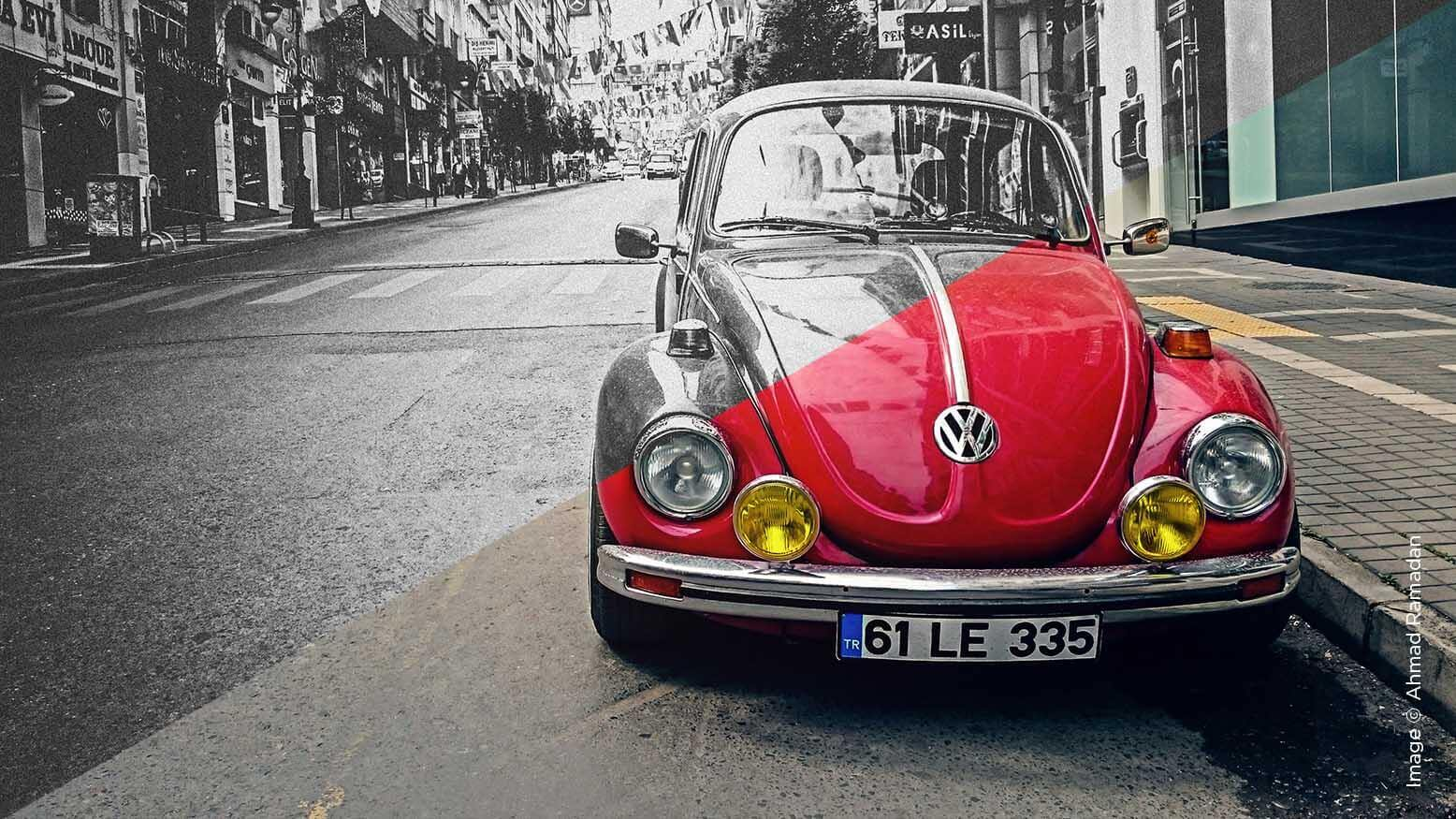 Using Selective Color to Create Black & White Images in Photoshop