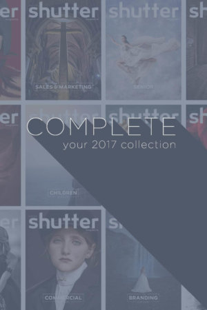 Shutter Magazine // 2017 Collection