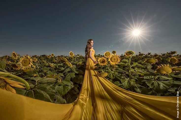 Shutter Magazine Inspirations | Senior Photography | Image by Christine Diaz