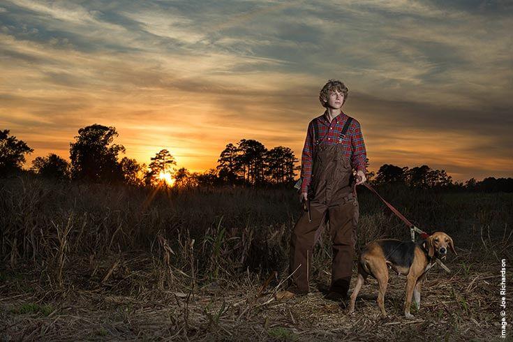 Shutter Magazine Inspirations | Senior Photography | Image by Joe Richardson