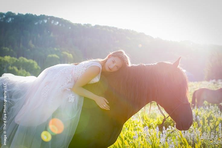 Shutter Magazine Inspirations | Senior Photography | Image by Third Eye Photography LLC