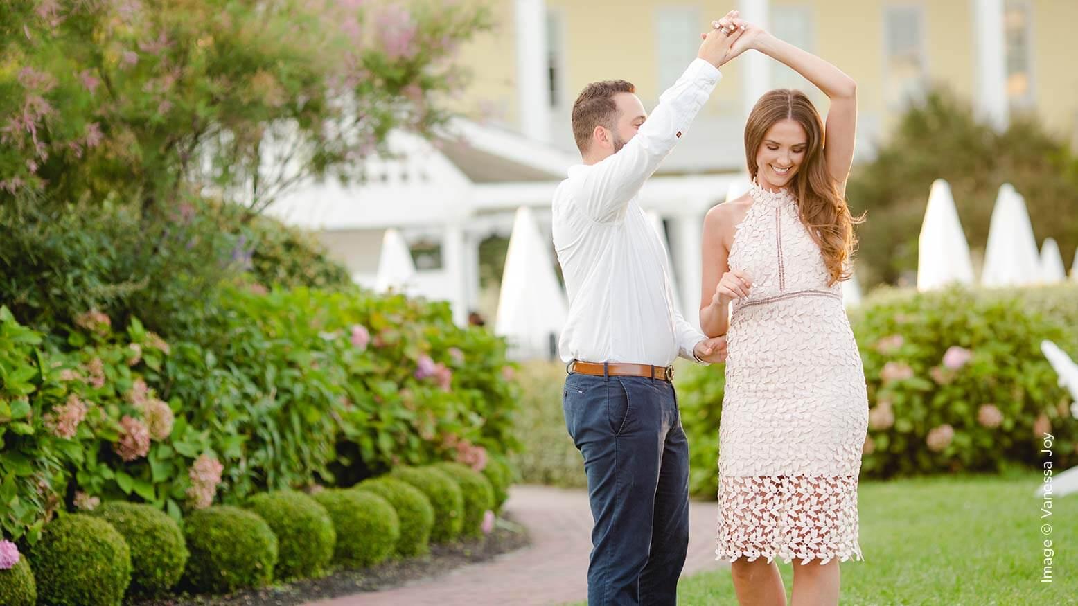 3 Keys of High-End Weddings