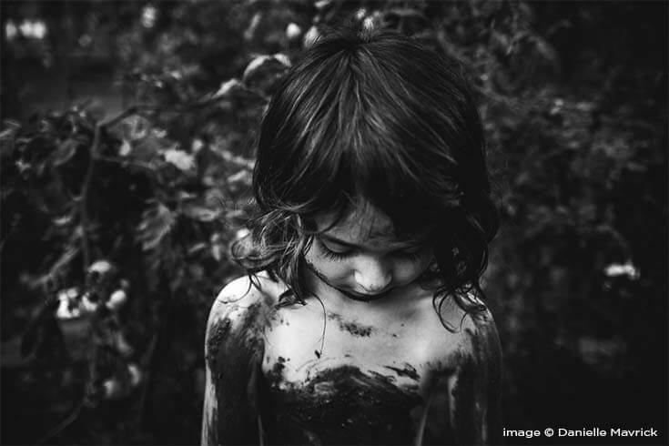 Best Children Images | Shutter Magazine | Image by Danielle Mavrick