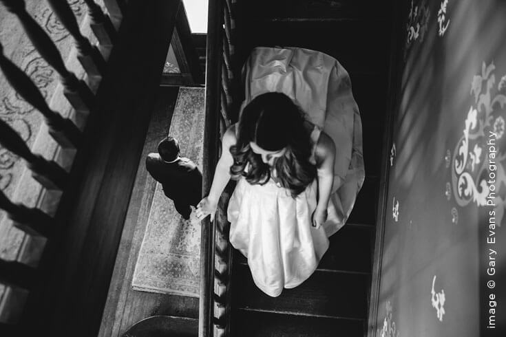 Best Wedding Images | Shutter Magazine | Image by Gary Evans Photography