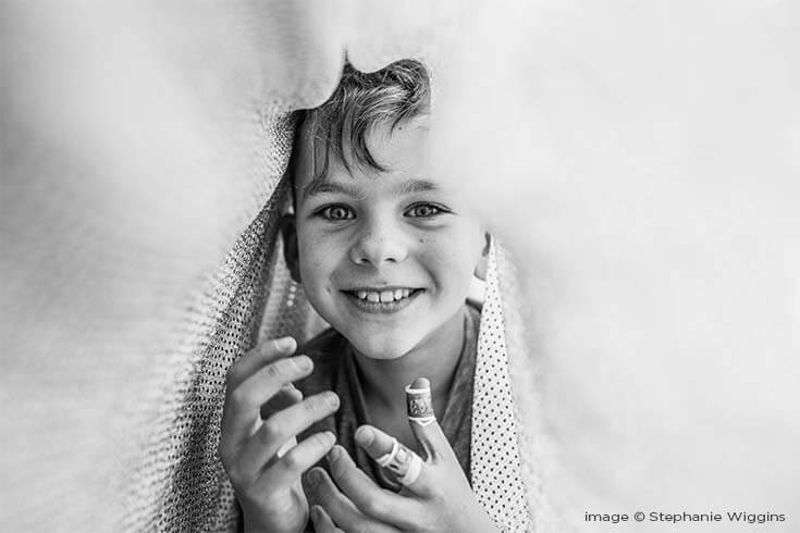 Best Children Images | Shutter Magazine | Image by Stephanie Wiggins