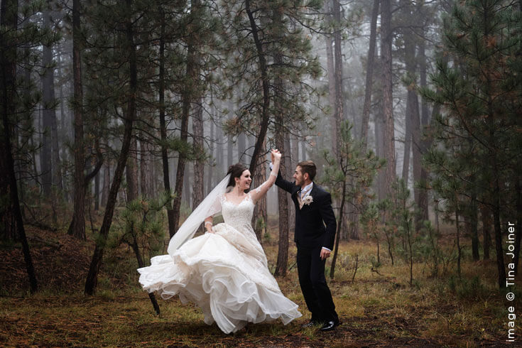 Best Wedding Images | Shutter Magazine | Image by Tina Joiner