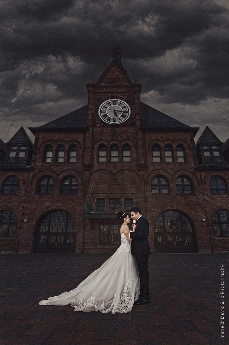 Anniversary Inspiration | Shutter Magazine | Image by David Eric Photography