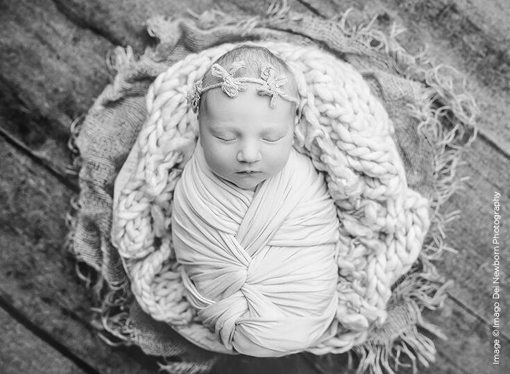 Shutter Magazine Inspirations | Best Black & White Images | Image by Imago Dei Newborn Photography