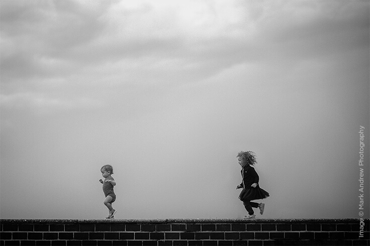Shutter Magazine Inspirations | Best Black & White Images | Image by Mark Andrew Photography