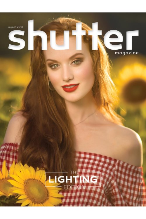 Shutter Magazine August 2018 | The Lighting Edition