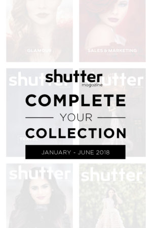 Shutter Magazine // January 2018 – June 2018